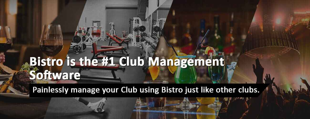 No. 1 club software